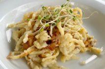 cheese spätzle