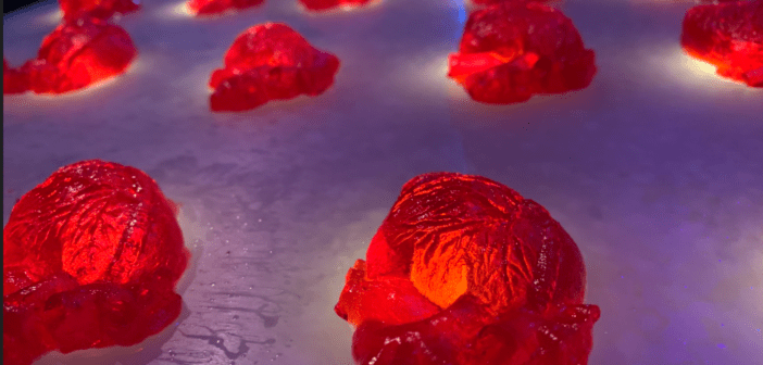 Beat Reporter: Universal's Heart-Shaped Sour Gummies