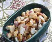 Simple Roasted Turnips