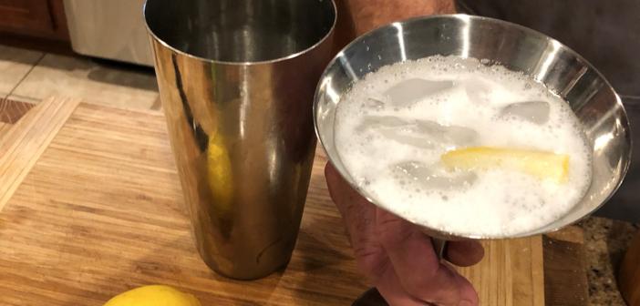 Tomato-Water Martini