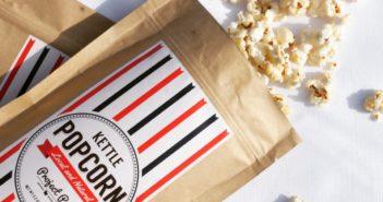 Project Pop kettle popcorn